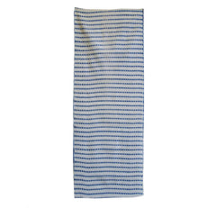 A Mame Shibori Cotton Tenugui: Bean Pattern
