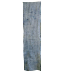 A Length of Suji Shibori: Yukata Cotton