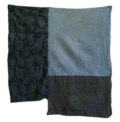 A Small Piece Constructed Cloth: Lightweight Cotton and Silk