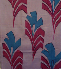 A Length of Meisen Silk: Feathers or Flowers