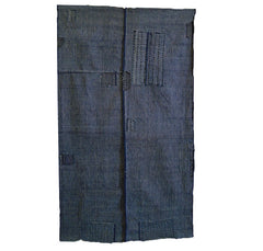 A Two Panel Boro Cloth: Beautifully Woven Cotton