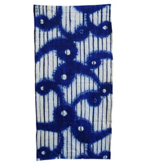 A Length of Two Process Shibori: Unusual and Beautiful
