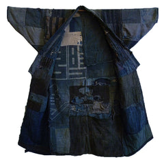 A Wonderfully Tattered Boro Kimono: Beautiful Inside and Out