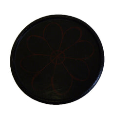 An Edo Period Rustic Lacquer Tray: Folk Craft from Tohoku