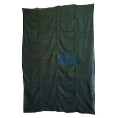 A Very Large, Four Panel Boro Kaya: Cotton Mosquito Netting