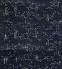 A Stitched Length of Omi Jofu: Superb Quality Hemp or Ramie Cloth