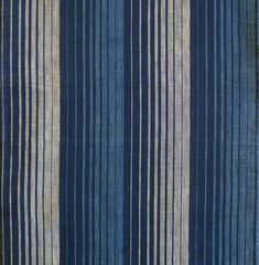A 19th Century Length of Stripes: Waterfall Pattern