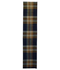 A Prismatically Complex Handwoven Plaid: Cotton