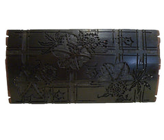 An Itajime or Kyoukechi Board: Hand Carved and Bowed