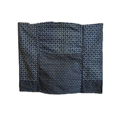A Pieced Constructed Kasuri Cloth: Recycled Apron