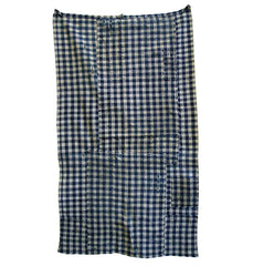 A Patched Boro Panel: Plaid on Plaid