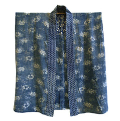 A Stunning Narumi Kongata Han Juban: Homespun Cotton
