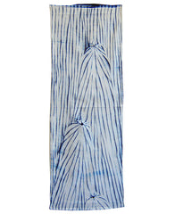 A Length of Willow Shibori: Yanagi Pattern