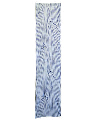 A Long Piece of Yanagi Shibori: Willow Image