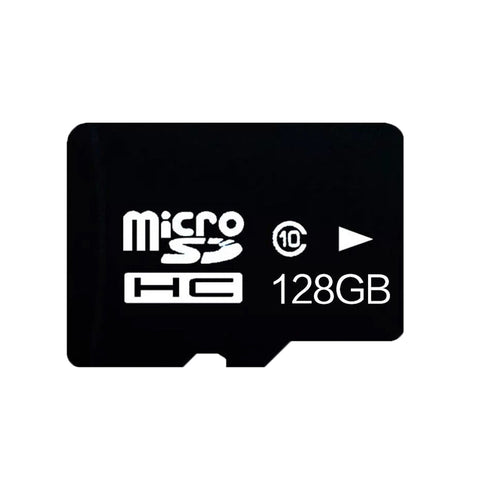 Image of Memory Card - 128GB microSD Card with Adapter