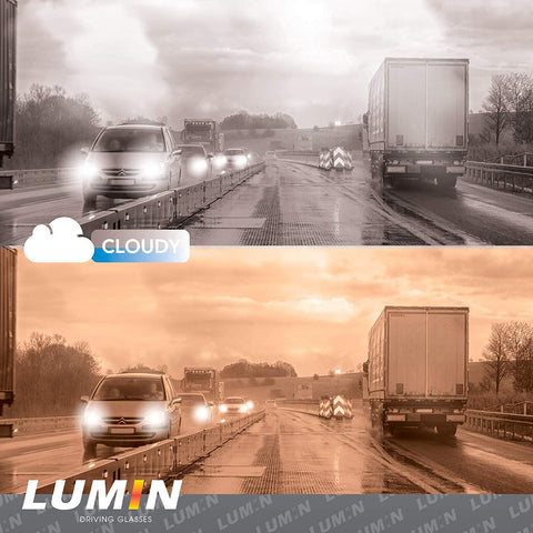 Image of Explon Driving Glasses - Improve Road Safety with Outdoor Night Vision Lenses