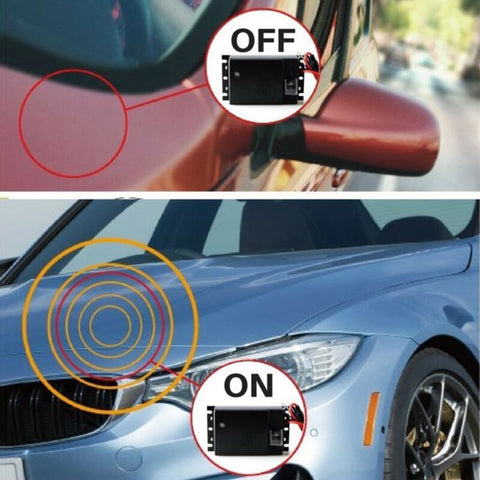 High Quality Ultrasonic Car Repeller - Protect Your Car From Mice and Other Rodents.