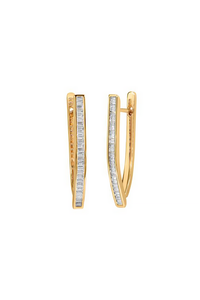BELLA EARRING - GOLD