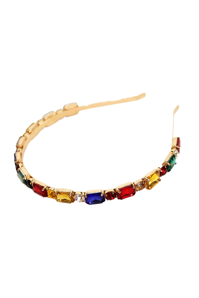 DIANA HEADBAND - MULTI