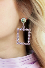 Load image into Gallery viewer, ELLIS EARRING - LAVENDER