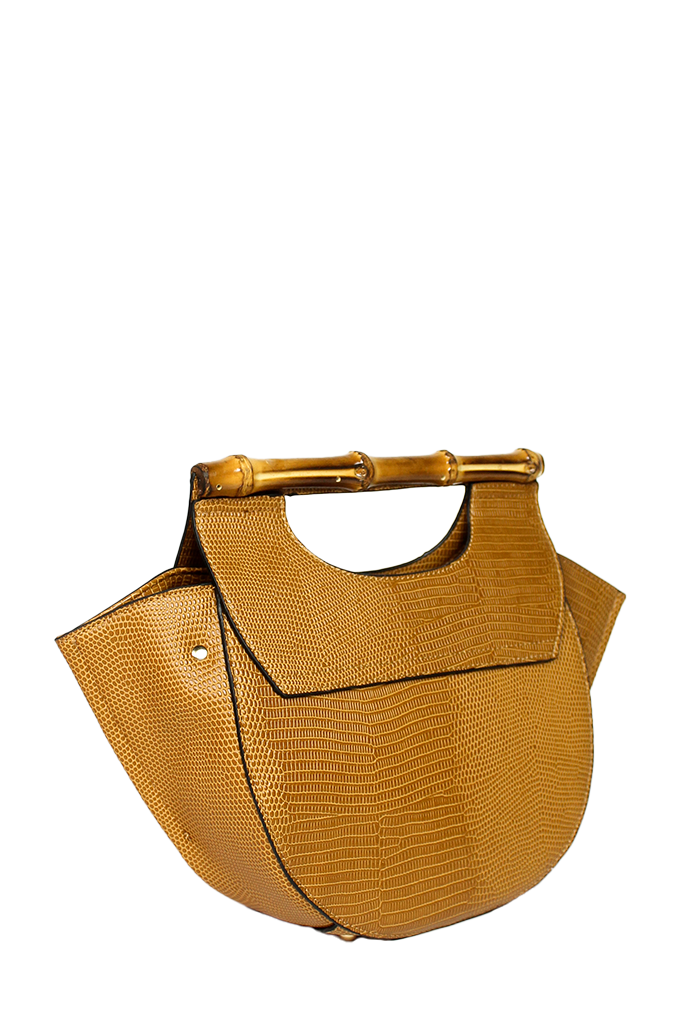 JOCELIN BAG - BROWN