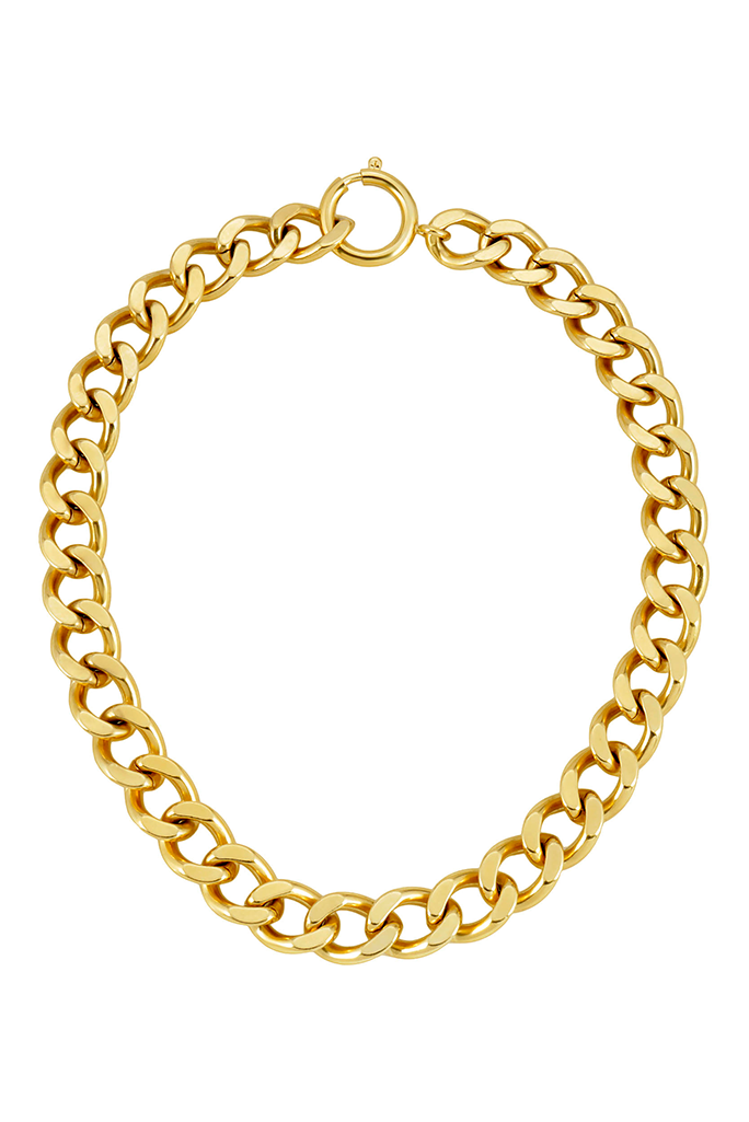 ROSIE NECKLACE - GOLD