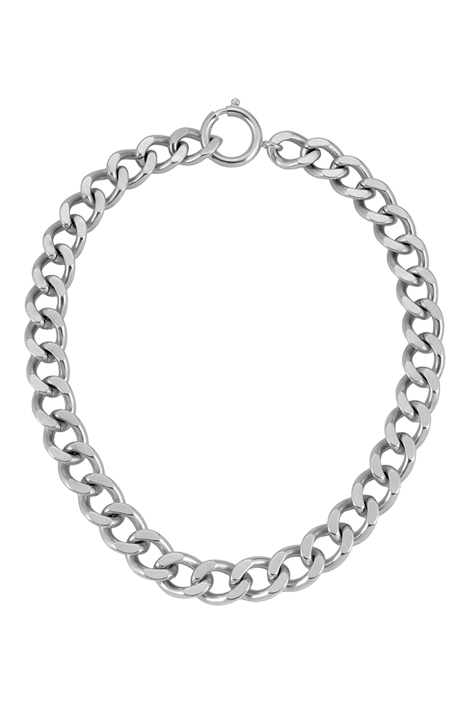 ROSIE NECKLACE - SILVER