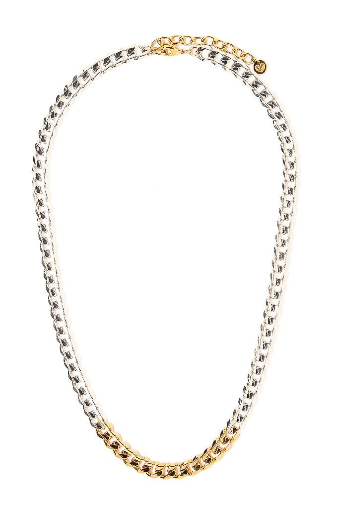 COOPER NECKLACE - SILVER