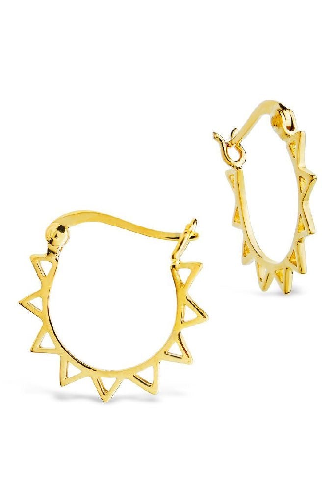 MARGUERITE EARRING - GOLD