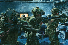 "Load image into Gallery viewer, ""Execute, Execute, Execute"" Special Forces in Afghanistan Giclee Print"