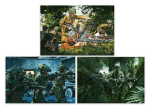 Load image into Gallery viewer, Army Special Forces Giclee Series Set