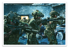Load image into Gallery viewer, Army Special Forces Small Print Set