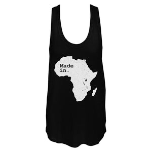 Unisex Made in Africa Tank Top