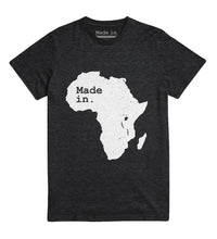 Load image into Gallery viewer, Unisex Made In Africa T-Shirt