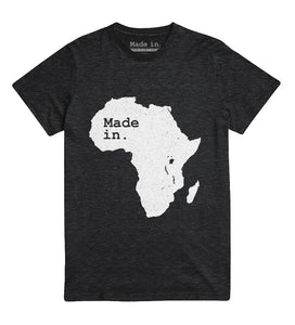Unisex Made In Africa T-Shirt