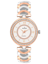 Load image into Gallery viewer, Duke Analog Rose Gold Wrist Watch for Woman and Girls- DK7006RW02C