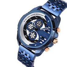 Load image into Gallery viewer, Duke Stainless Steel Strap Chronograph Men's Watch-(DK4010CRM02C)