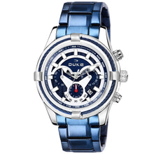 Load image into Gallery viewer, Duke Stainless Steel Strap Chronograph Men's Watch-(DK4007CRM02C)