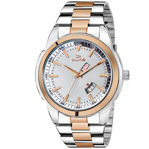 Duke Party/Casual Wear Stainless Steel Quartz Watch for Mens/Boys
