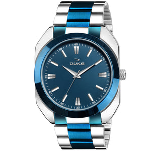 Duke Stainless Steel Party/Casual Wear Watch for Mens/Boys