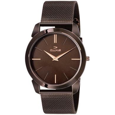 Duke Analog, Stainless Steel Band Watch for Mens and Boys .