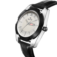 Load image into Gallery viewer, Duke Black Analogue Casual Watch for Men/Boys with Leather Belt