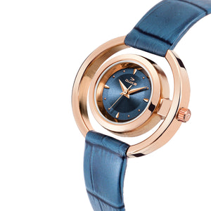 Duke Analog Blue Dial Women Watch Casual Watches for Girl's