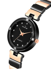 Load image into Gallery viewer, Duke Analog Rose Gold Wrist Watch for Woman and Girls- DK7018RW02C