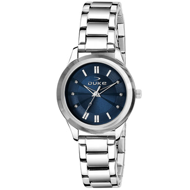 Duke Stainless Steel Party/Casual Wear Watch for Women/Girls