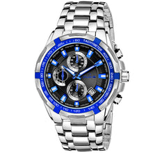 Load image into Gallery viewer, Duke Stainless Steel Strap Chronograph Men's Watch-(DK4013CRM02C)