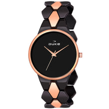Load image into Gallery viewer, Duke Analog Metal Strap Casual Wrist Watch for Woman and Girls