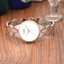 Load image into Gallery viewer, Duke Metal Strap, Steel and Rose Gold Ladies Watch for Woman and Girls