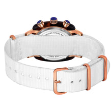 Load image into Gallery viewer, Duke Nylon Strap Chronograph White Wrist Watch for Woman and Girls