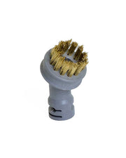 Round Detail Brush - Brass Bristles for PowerFresh™ Lift-Off® Steam Mop (1606713)